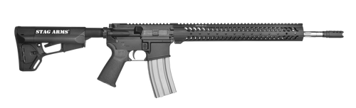 """Stag AR-15 Competition Rifle 5.56/223 M, 18"""", Geissele Trigger, 30 Rnd Mag"""