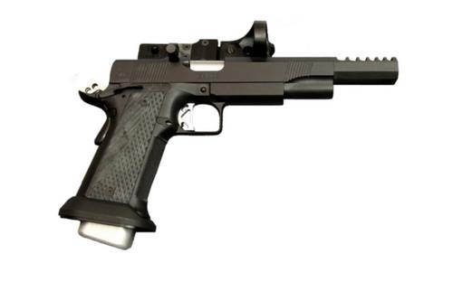 Dan Wesson Elite Series Havoc 9mm, Black, C-More 21rd Mags
