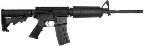 "Diamondback DB-15S AR-15 M4 5.56/223 16"" Chrome-Moly M4 Barrel & Handguard, Front Sight, 30 Round Mag"