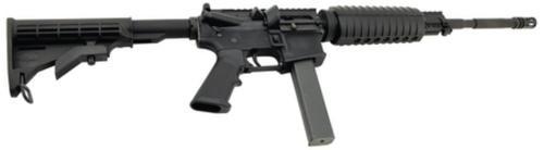 CMMG M4-Le9 9Mm Caliber 16 Inch M4 Wasp Barrel Standard Handguard No Sights 32 Round
