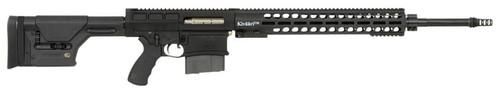 """DRD Tactical Kivaari Semi-Automatic 338 Lapua Magnum, 24"""", PRS Stock Black, 10+1 Magpul"""