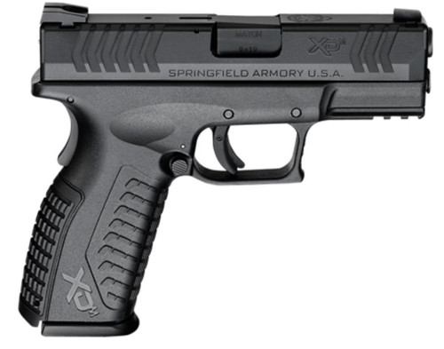 "Springfield XDM 9mm Black 3.8"" Barrel 19rd Mag"