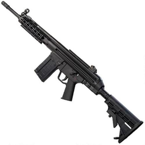 "PTR-91 KFM4R 308 16"" Match Grade Barrel M4 Stock 20 Rd Mag"