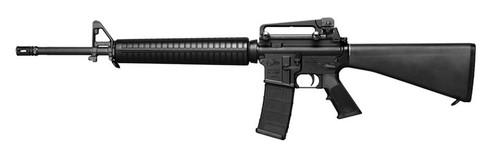 """Colt AR-15A4 5.56/223 20"""" Barrel, Detachable Handle, Adjustable Sights, 30rd Mag"""