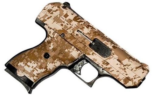 "Hi-Point C-9 9mm, 3.5"", 8rd, Desert Digital Camo"