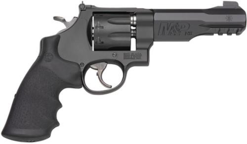 "Smith & Wesson M&P R8 Performance Center 357 Mag 5"" 8rd Rubber Grip Black Finish"