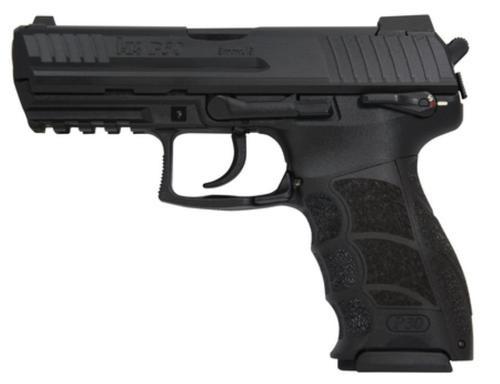 "HK P30S V3 9mm 3.85"" Barrel Night Sights Ambidextrous Safety Black 15rd Mag"