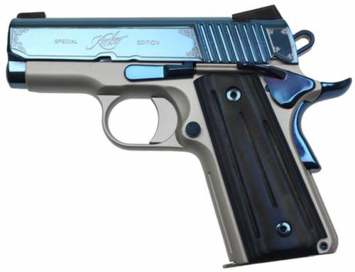 Kimber Sapphire Ultra II Special Edition Blue 9mm