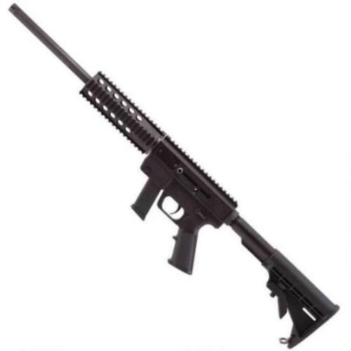 "Just Right Carbines Gen3 .40 S&W, 17"", Black, 15rd Glock Magazine"