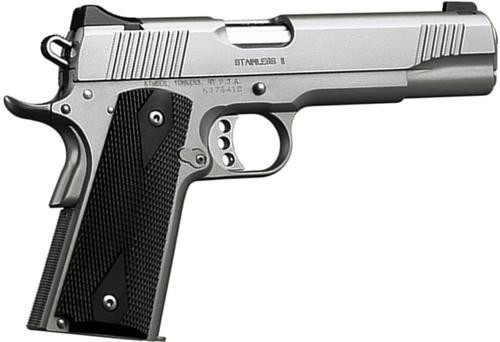 Kimber Stainless II 1911 W/Night Sights .45ACP California Legal