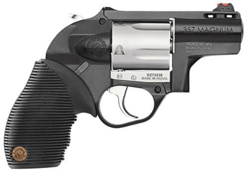 "Taurus 605 Protector Polymer 357 Mag, 2"" Barrel, SS Cylinder, 5 Round"