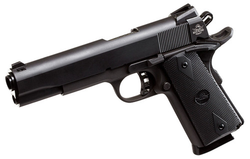 """Rock Island Armory 1911-A1 Tactical 45 ACP 5"""" Barrel Parkerized Finish 8 Rd Mag"""