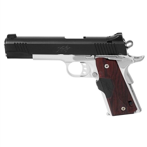Kimber Custom Crimson Carry ll 45 ACP Rosewood LaserGrips