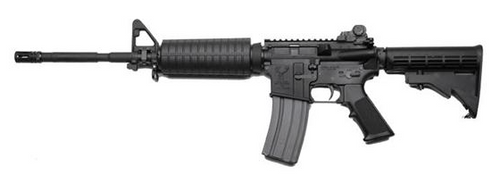 """Stag Arms Ar-15 A3 16"""" Left Handed"""