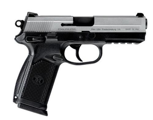 FN FNP 'USG' 45 ACP, DA/SA/ Two Tone, 14rd, USED, Good Condition