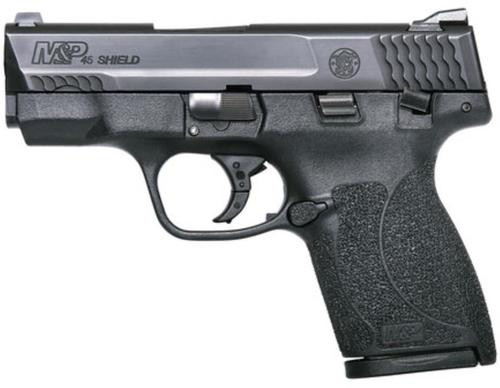 """Smith & Wesson M&P Shield, 45 ACP, 3.3"""",, Thumb Safety, 7rd"""