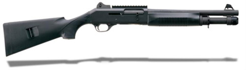 "Benelli M4 LEO Entry Tactical 12 Ga, 14"", Black Synthetic SBS"