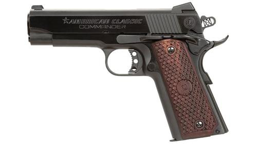 American Classic Commander Model, 45 ACP, Blue