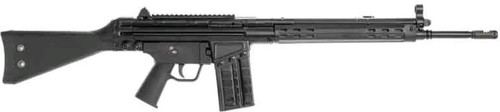 Century C308 Semi-Auto Rifle, 1x 5rd and 2x 0rd Mags