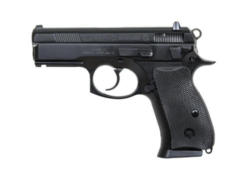 """CZ P-01 9mm, Black Alloy, 10+1, 3.8"""""""