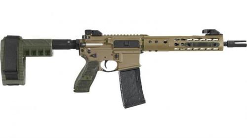 "SIG M400 Scorpion PSB, .223/5.56, 11.5"", KeyMod, FDE Cerakote"