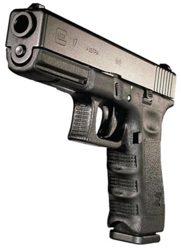 "Glock G17 Standard 9mm 4.49"" Barrel Fixed Sights 10rd Mag"