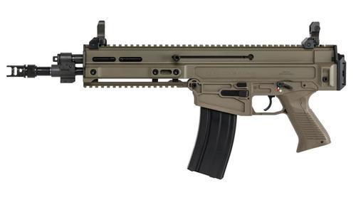 CZ 805 Bren S1 Pistol, .223/5.56, Flat Dark Earth, 1/2x28 Threads, 30rd Mags