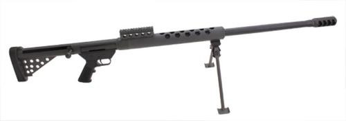 "Serbu BFG-50 Bolt Action Rifle, 29"" Barrel, With Bipod"