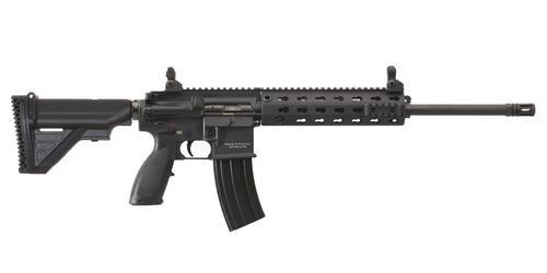 "HK MR556 Match Rifle 5.56mm 16"" Barrel Adjustable Stock 10rd Mag"