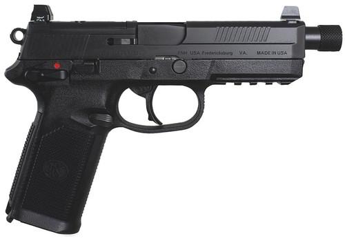 "FN FNX-45 Tactical 45 ACP 5.3"" Threaded Barrel, Night Sights, 15rd Mag"