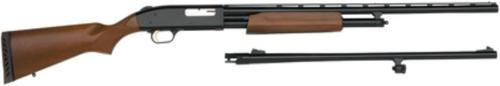 Mossberg 500 Combo Shotguns Pump 20 Blue