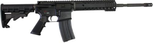 "Diamondback Firearms Model DB-15 .300 AAC Blackout 16"" Chrome-Moly M4 Contour Barrel Modified 4-Rail Handguard No Sights Black 30 Round Mag"