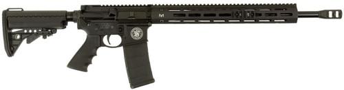 "Smith & Wesson M&P Performance Center 3-Gun 5.56mm 18"" Barrel M-Lok 30rd Mag"