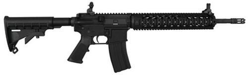"YHM Black Diamond Specter XL Carbine 5.56/223 16"" Chrome-Lined Barrel, Flip Sights"