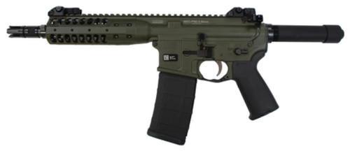 "LWRC PSD IC 5.56/223 8.5"" Barrel Skirmish Sights Olive Drab Green Parkerized 30rd Mag"
