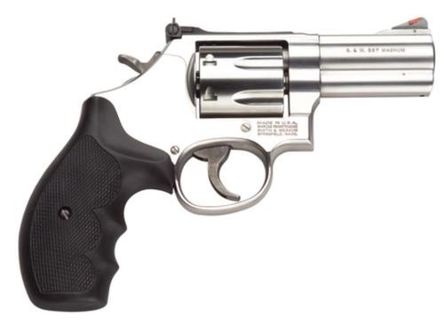Smith & Wesson Model 686 Plus, 7 Round 357 Remington Mag/38 Special, Stainless Steel Finish