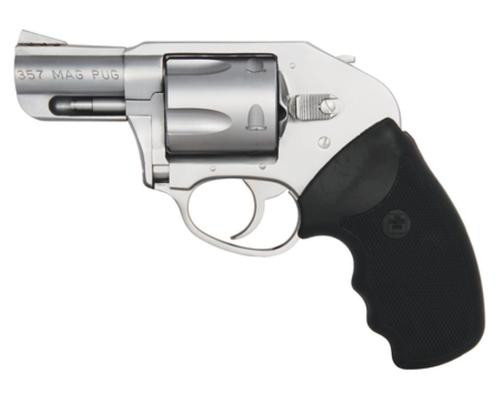 """Charter Arms Mag Pug On Duty, .357 Mag, 2.2"""" Barrel, 5rd, Stainless"""