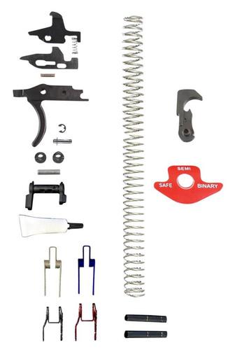 Franklin Armory Gen3 Trigger Binary Firing System, Metal, Black