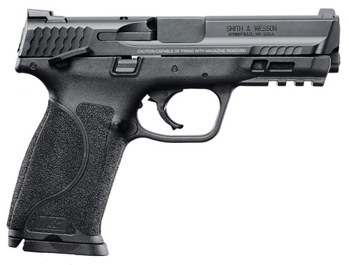 """Smith & Wesson M&P M2.0 9mm 4.25"""" Barrel, Safety, 17rd Mag"""