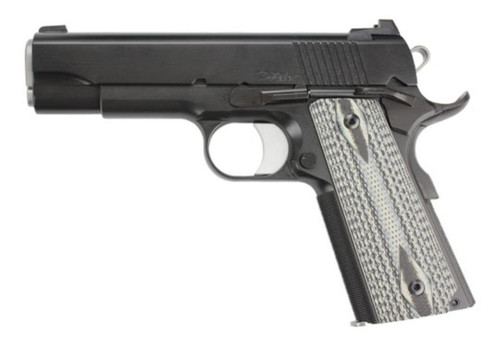 Dan Wesson Valor Commander 9mm, Black, Night Sights, 9+1rd BLEM