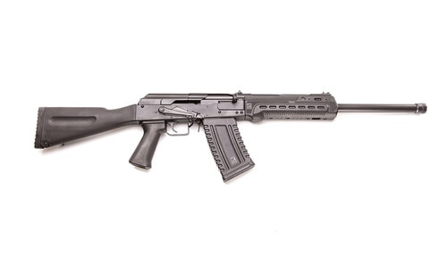 "Kalashnikov KS-12 12 Ga, 3"" Chamber, 18"" Barrel, Fixed Stock, 5rd"