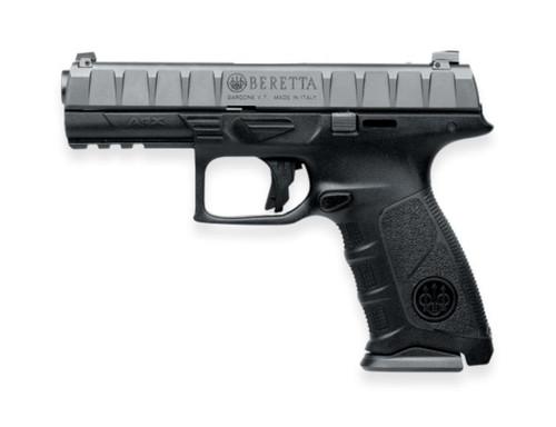 """Beretta APX, Striker-Fired 9mm, 4.25"""" Barrel, 10+1, Black"""