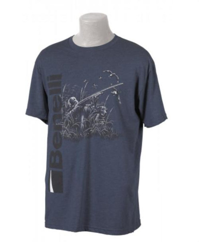 "Benelli ""Duck Blind"" Logo T-Shirt, Large"