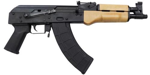 "Century Draco AK Pistol 7.62X39mm, 12.3"" Barrel, US Made, 30rd Mag"