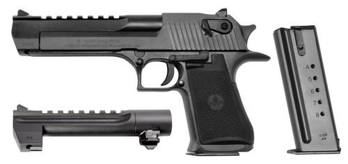 """Magnum Research Desert Eagle Mark XIX Combo, .50 AE/.44 Mag, 6"""", 7/8 rd"""