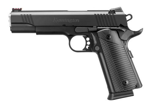 "Remington R1 1911 Enhanced, 45 ACP, 5"", G10 Grip, 15rd Double Stack Mag"