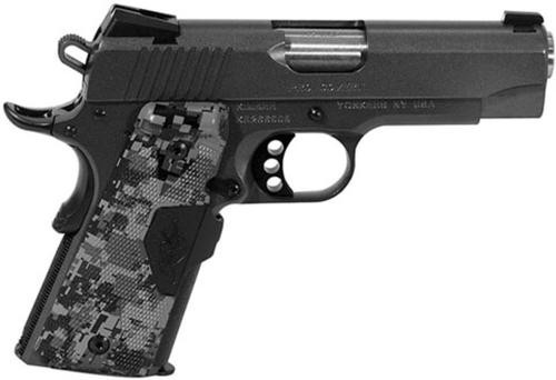"""Kimber Pro Covert, 45 ACP, 4"""", Aluminum Frame, Charcoal Gray Slide, 7rd"""