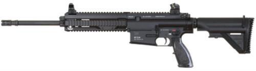 "HK MR762A1 Rifle 7.62mm NATO, 16.5"" Barrel, Black Finish, Adjustable Polymer Stock, 10rd"