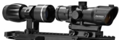 Barska 1x30 MIG Electro Sight with 3X Magnifier