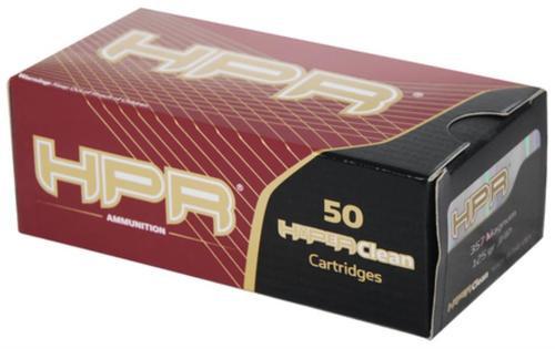 HPR Ammunition Hyperclean Defensive .357 Mag 125 Gr, Xtp Hollow Point, 50rd/Box